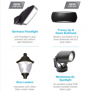 Products at Elexshow Manchester | Asbac Lighting