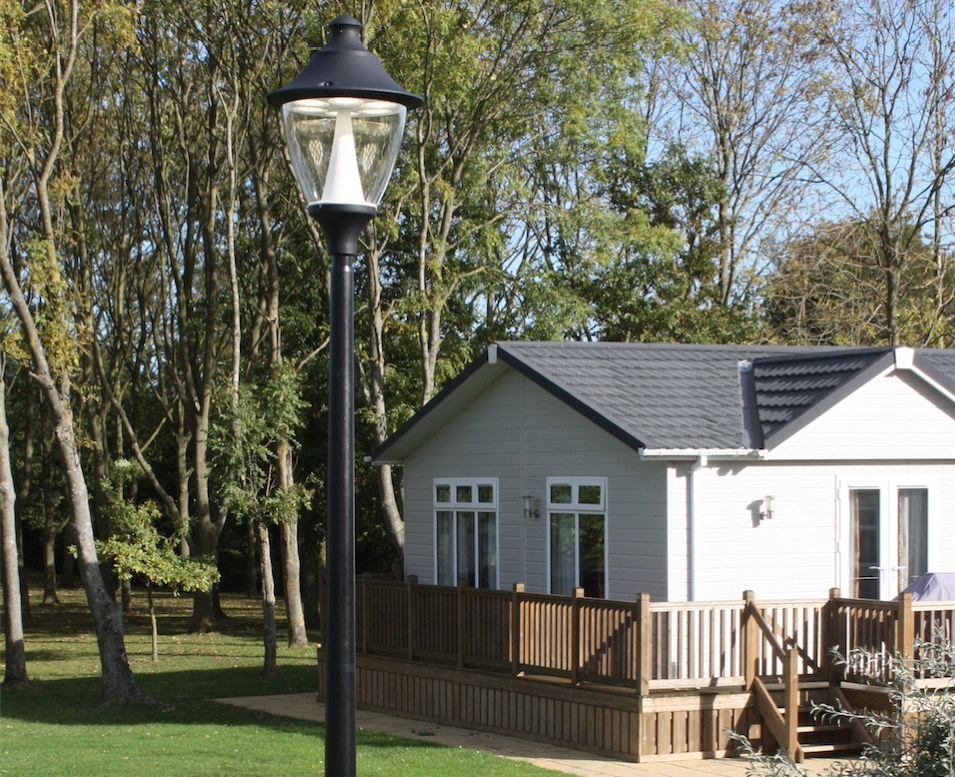 Reliable And Efficient Outdoor Lighting Is An Absolute Must Within The Holiday Park Sector Our Italian Made Fumagalli Ranges Have Already