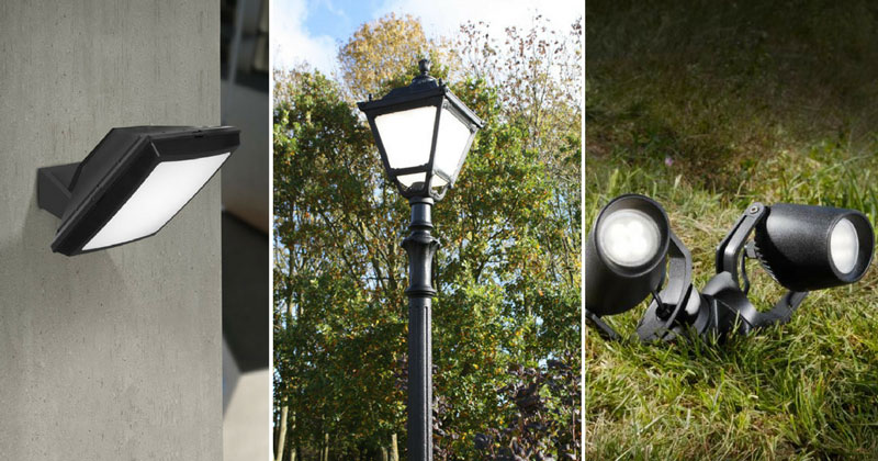 floodlights and lamp comp