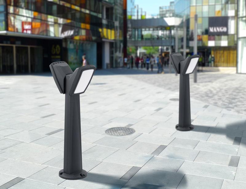 outdoor bollard lighting commercial