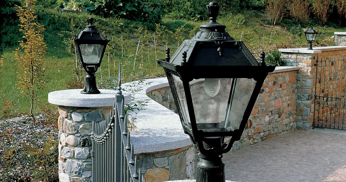 classic lighting ranges